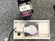 V-TAC Shogun oldalfali lámpa IP54 (E27) - fekete