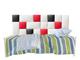 Kerma Design Műbőr falvédő-3 faldekoráció (200x75 cm)
