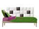 Kerma Design Műbőr falvédő-5 faldekoráció (200x75 cm)