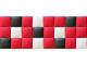Kerma Design Műbőr falvédő-11 faldekoráció (200x75 cm)