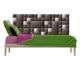 Műbőr falvédő-27 faldekoráció (200x75 cm)