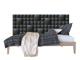 Kerma Design Műbőr falvédő-29 faldekoráció (200x75 cm)