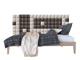 Kerma Design Műbőr falvédő-34 faldekoráció (200x75 cm)