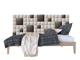 Kerma Design Műbőr falvédő-35 faldekoráció (200x75 cm)