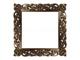 ANRO - Polisztirol tükörkeret, antikolt (98x98 cm)