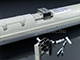 V-TAC Mennyezeti IP65 LED lámpatest (36W) 1200 mm 4500K