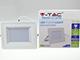 V-TAC PRO LED reflektor fehér (100W/100°) Természetes fehér