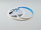 V-TAC LED szalag beltéri 2835-240 (24 Volt) - meleg fehér, PRO Samsung