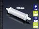 V-TAC LED lámpa R7s (7W/360°) meleg fehér