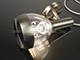 Rábalux Dresden kültéri LED álló lámpa (6W) rozsdamentes acél 56 cm