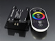 RF Touch RGB LED vezérlő (T18AJM) - 216W - fekete (LLE)