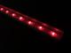 LED Profiles Recessed-3 profil eloxált, LED szalaghoz, átlátszó burával