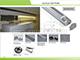 ANRO LED ALP-002RL Aluminium U profil ezüst - optikai lencsés (60°) burával