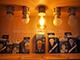 V-TAC LED lámpa E27 Filament (4W/300°) Retro - meleg f. DIM