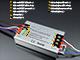 Jelerősítő RGB LED szalaghoz (360/720W)