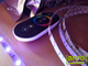 RGB vezérlő - Rádiós - 108W - Obsess Touch fekete