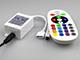 V-TAC RGB vezérlő - Infravörös, 25 gombos (72W)