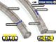 GE Tungsram x-Flexibilis fénykábel Roman Twisted - melegfehér