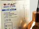 V-TAC csillár 3713 (E27 foglalat) - rosegold burával