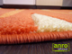 Függöny Center Lares Frizee szőnyeg (4520A) Narancs 80x150 cm