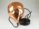 V-TAC Fém csillár (E27), függeszthető, harang forma, M, rose gold