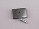 RS Alumínium RS profil eloxált (MINI-01-A) fém rögzítő