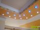 ANRO RV-08/B Rejtett világítás díszléc - mennyezet
