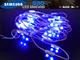 Lumines GOQ Samsung LED modul (5050x2/150°/IP68) - Kék (5 ÉV)