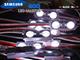 Lumines GOQ Samsung LED modul (5630x2/150°/IP68) - 6500K (5 ÉV)