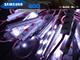 Lumines GOQ Samsung LED modul (5630x3/150°/IP68) - 11000K (5 ÉV)