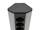 deLight Sarokelosztó, téglalap alakú (3-as+2 USB)