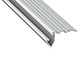 Lumines Scala - Lépcsővilágításhoz alu LED profil ezüst - opál burával