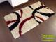 Shaggy szőnyeg 5 cm-es, csontfehér (f-p. kör) 80x250 cm