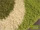 Shaggy szőnyeg 3 cm-es, (SG690) Zöld 160x220 cm