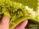 Shaggy szőnyeg 3 cm-es, (SG690) Zöld 80x150 cm