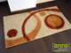 Függöny Center Shaggy szőnyeg 3 cm-es, (700A) Terra 80x150 cm