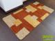 Függöny Center Shaggy szőnyeg 3 cm-es, (SG51) Terra 80x150 cm