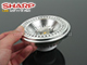 V-TAC AR111 LED lámpa (15W/40°) meleg fehér (12V)