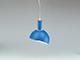 V-TAC Slide Blue alumínium függeszték, E14, kék