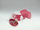 V-TAC Slide Pink alumínium függeszték, E14, rózsaszín
