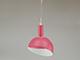 V-TAC csillár 3923 (E14 foglalat) - pink burával