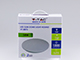 V-TAC Slim Dome LED UFO lámpatest (14W) - kör - term. fehér