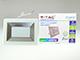 V-TAC E-Series-W LED reflektor (100W/110°) Meleg fehér Készletig!