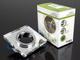 Kanlux SideLight Soren üveg spot lámpatest, négyzet, melegfehér LED oldalvilágítás
