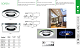 Kanlux SOREN O-GN spot lámpatest, kör, zöld LED oldalvilágítás