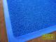 Spagetti mintás szennyfogó szőnyeg (60x85 cm) kék színű lábtörlő