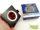 Kanlux Gwen DTL50 süllyeszthető spot lámpatest, fekete négyzet