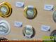 Kanlux Álmennyezeti spot Akra CT-DS14 gyöngyház-nikkel