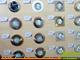 Kanlux Beépíthető spot lámpatest Luto CTX-DT02B króm