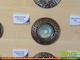 Kanlux Álmennyezetbe építhető spot Rodos CT-DT09 patinált réz
